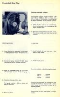 Flywheel end play from VW shop manual
