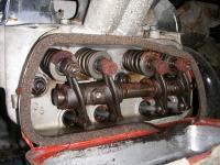 rust in engine