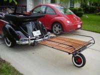 custom allstate trailer