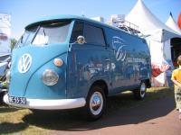 60 years Ben Pon Sketch VW event