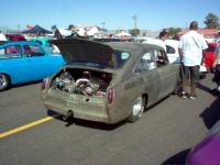 my 67 fastback at the phoenix 2007  show