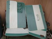 1961 Beetle Ice Blue/Turquoise Door panels