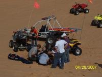 sand ambulance