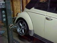 "70 Vert. 18"" and 17"" wheels."