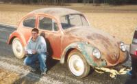 My Buddy Matt's '65 Bug