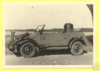 Holzgas Kubelwagen