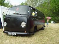 Kustom Funeral bus
