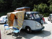 1965 Westfalia SO42 with Foyer Tent