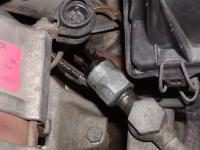 Power steering sensor?