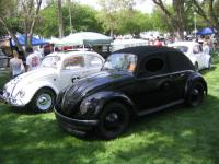 Evil Horace is back, Look'in for Herbie the love bug