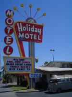 Holiday Motel, Las Vegas Blvd...