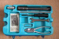 Square Tool Box
