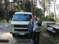 Damon(WBX) and family @ New Brighton