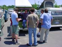 Charlotte Transporter Show 2007