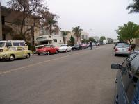 early morning lineup waiting for the KGPR ghai show