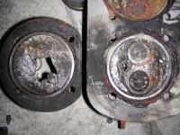 #4 cylinder dropped a valve
