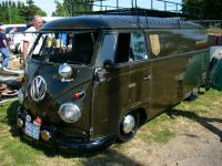 Speedy delivery at Woodburn VW show & drags