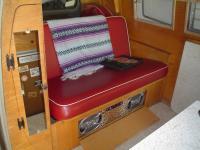 Sound system for the Kamper