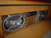 Sound system for the Kamper