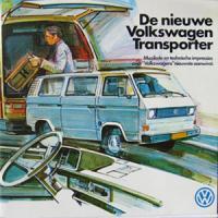 De nieuwe Volkswagen Transporter