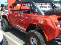 VW Thing on Barry Bond's Steroids