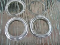 original split heat trim rings