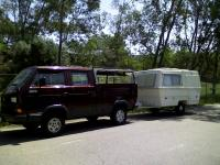tristar and trailer