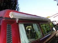 TRANS-AWN 2000 awning on Vanagon