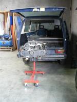 Subaru engine.