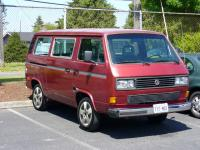 87 Vanagon GL (What It'd Look Like With Audi A6 Rims)