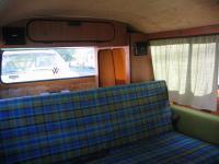 72 westy interior