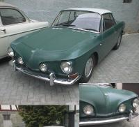 1965 Type 3 Ghia