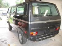 1987 Syncro paint
