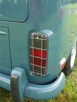 rear lamp guard for a bay window!