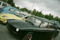 In the NWVW springmeet parking lot