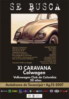 11th Caravana Volkswagen