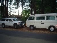 Westy and my daily driver