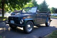 My VW Thing, Now Legal