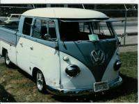 my 1960 crew cab back in 1987 at kelly park show
