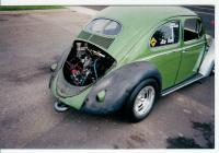 54 oval green machine