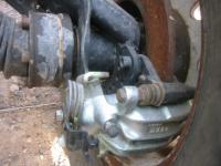 Right disc brake w/ebrake