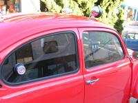 custom made rear fenders
