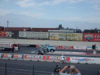 Joel Mohr's Air Time in Quik'n Dirty @ Drag In 7/22/07