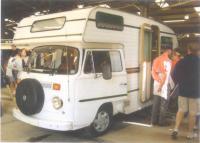 South African, 1973~79 VW Type 2, Jurgens Autovilla coachbuilt
