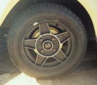 My ATS wheels