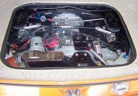 2110 Chucks motor