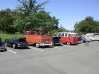 Concord Vintage VW Treffen 2007