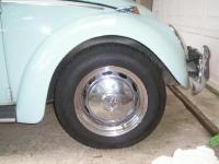 66 wheel well