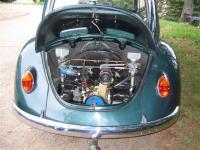 Brukrasa+ 36hp big singleport LSR motor