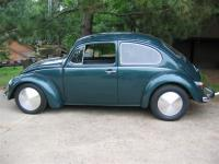 Brukrasa+ 36hp big singleport LSR motor - the car